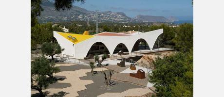 Centro de educación medioambiental el Captivador - La Nucia