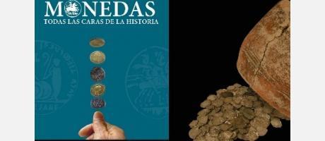 Monedas todas las caras de la história