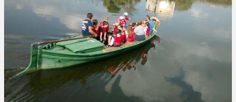 Paseo en barca por la Albufera con Ribera Actiu
