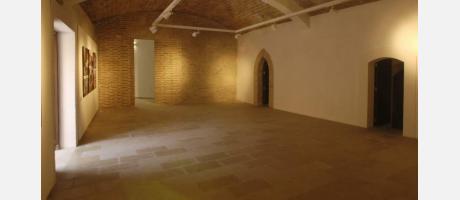 Sala abovedada Castillo