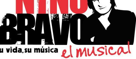 Imagen del cartel anunciador de Nino Bravo teatro Olympia