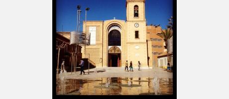 Iglesia Ntra. Sra. del Pilar, en Pilar de la Horadada