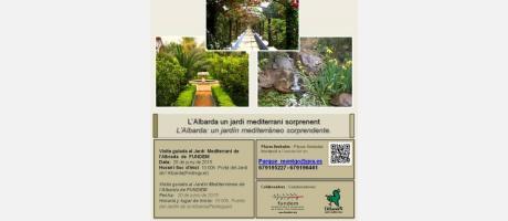 L´Albarda: un jardín mediterráneo