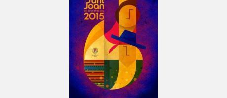 Programación Hogueras de San Juan 2015