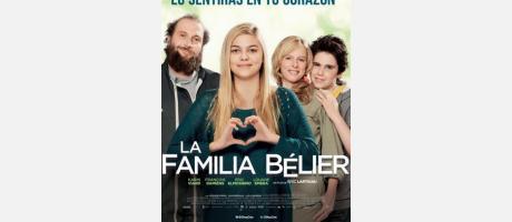 Cartel *La Familia Bélier*