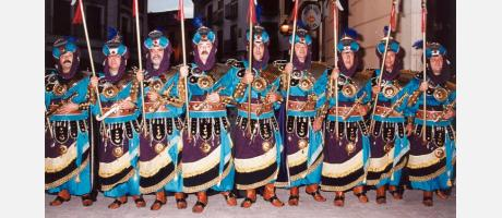 Desfile Moro