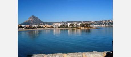 Playa Arenal_Xàbia_Costa Blanca- Comunitat Valenciana