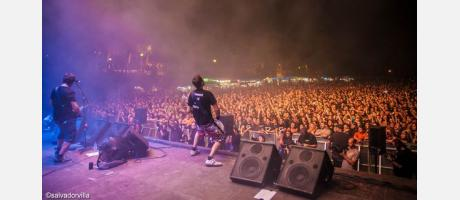 Festival Leyendas del Rock Villena