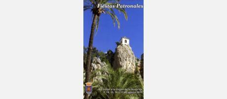 Fiestas Patronales en honor a la Virgen de la Asunción