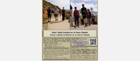 Salud y Medio Ambiente en Serra Gelada