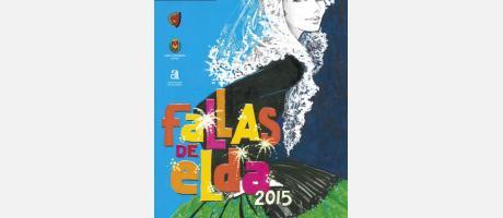 Cartel Fallas Elda 2015