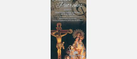Serenata Homeaje Santos Patronos