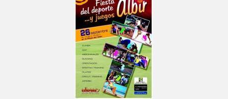 Fiesta del deporte y juegos Albir