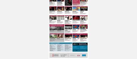 Teatro Arniches Septiembre-Diciembre 2015