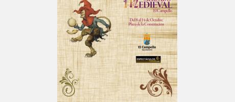 Mercado Medieval en El Campello Octubre 2015