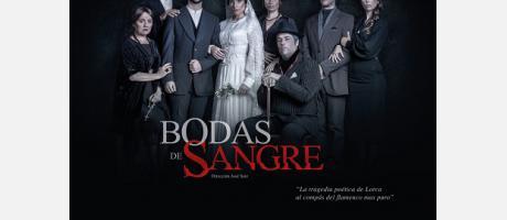 Imagen del cartel Bodas de sangre