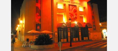 Fachada Teatro Castelar