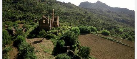 Desert de les Palmes - Comunitat Valenciana