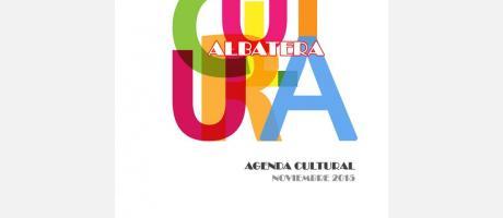 Agenda cultural noviembre 2015 Albatera