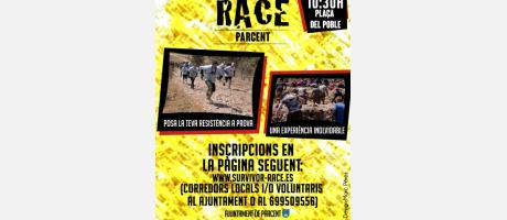 Parcent Survivor race