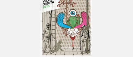 Dibujo abstracto del ilustrador Paco Roca