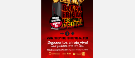 Black Friday Torrevieja