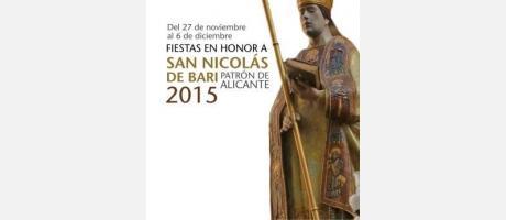 Fiestas en Honor a San Nicolás de Bari