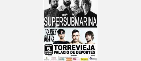 Supersubmarina y Varry Brava