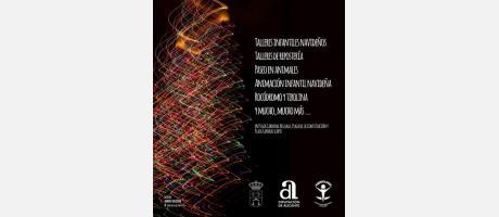 Cartel anunciador II Feria de navidad de Dolores