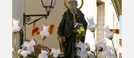 Fiesta de San Antonio Abad en La Vila Joiosa