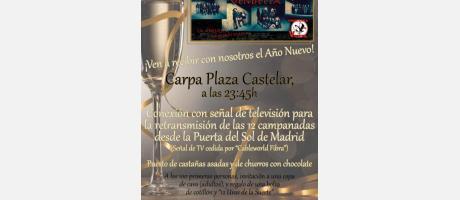 Flyer Nochevieja 2015