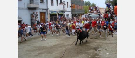 Fiesta del Torico de Chiva