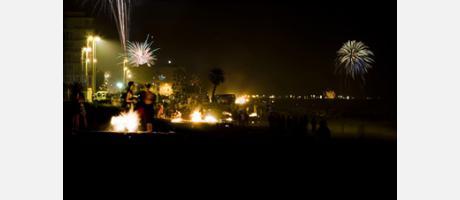 Fiestas del barrio de San Juan de Nules
