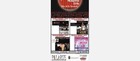 Muestra de Teatro en Pilar de la Horadada 2016