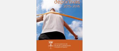 Actividades deportivas de invierno en Pilar de la Horadada 2015-2016
