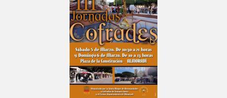 Cartel III Jornada Semana Santa Almoradí 2016