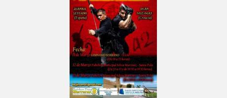 Seminario Internacional de Artes Marciales Japonesas