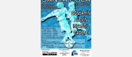 IV Torneo de Fútbol Sala en Santa Pola