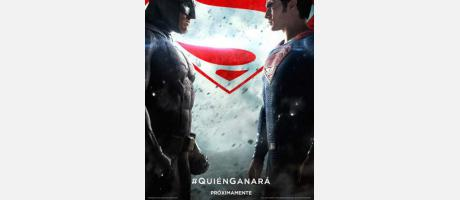 Batman v Superman, El Amanecer de la Justicia