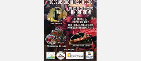 3ª Feria Andaluza en Gran Alacant