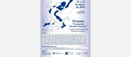 Cartel Convocatoria Nacional de Danza