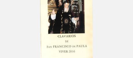 Cartel San Francisco de Paula en Viver