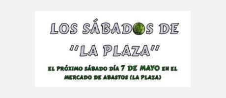 """Los Sábados de """"La Plaza""""."""