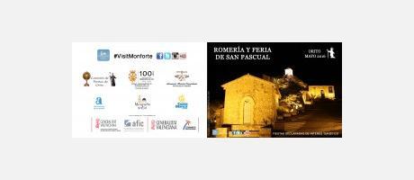 Programa de actos en honor a san pascual orito mayo 2016