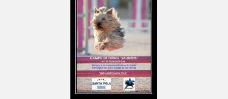 III Prueba de Agilidad Canina Villa de Santa Pola
