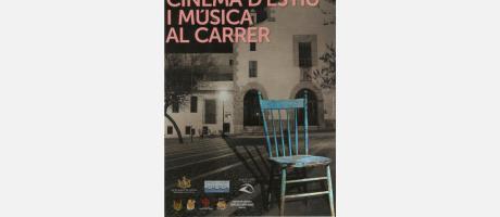 Xàtiva a la Fresca. Cine de Verano y música en la calle