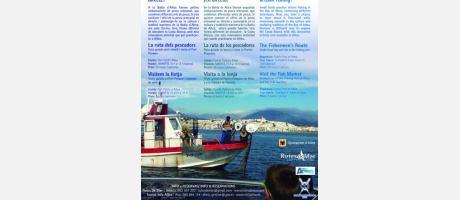 Turisme Mariner: El oficio de la pesca, ¡en directo!