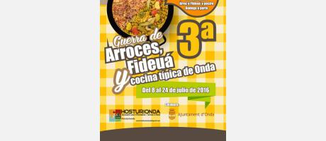 3ª Guerra de arroces