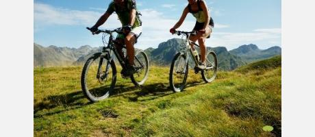 rutas bicicleta Benissa