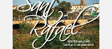 Fiestas San Rafael del Río 2016